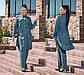 """Стильный женский брючный костюм в больших размерах """"Дубаи Рубашка Туника"""" в расцветках, фото 4"""