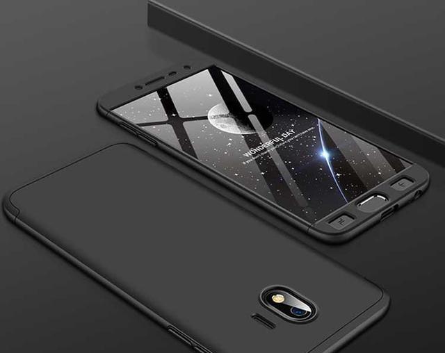 Чехол Full Cover 4D для Samsung Galaxy J4 2018