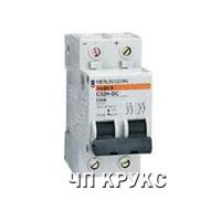 Автоматический выключатель 2п 25а МUNT(merlin)