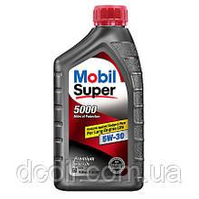 Моторное масло Mobil  Super 5000 5W-30