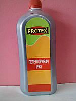Перетворювач іржі ТМ PROTEX (0,5л ) пет (0,50кг)