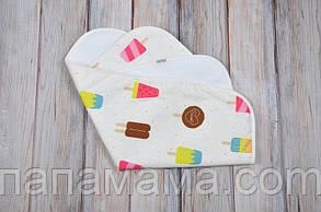 Непромокаемая пеленка 60*80, Мороженое