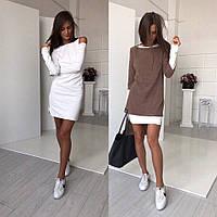 Женское стильное платье-трансформер, фото 1