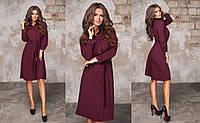 Женское платье-рубашка (рр.рр.42-44,44-46,48-50,52-54,56-58) , фото 1