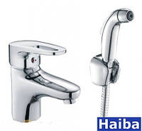 Смеситель для умывальника   Haiba   Opus -001 (SH)