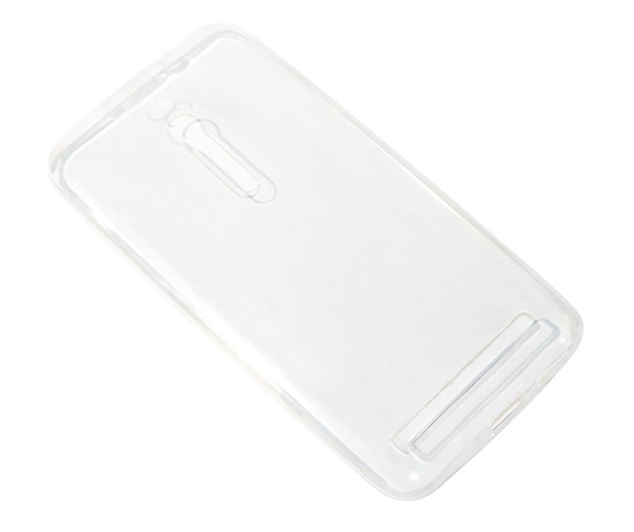 Силиконовый бампер Asus ZenFone 2 (ZE551ML)Transparent
