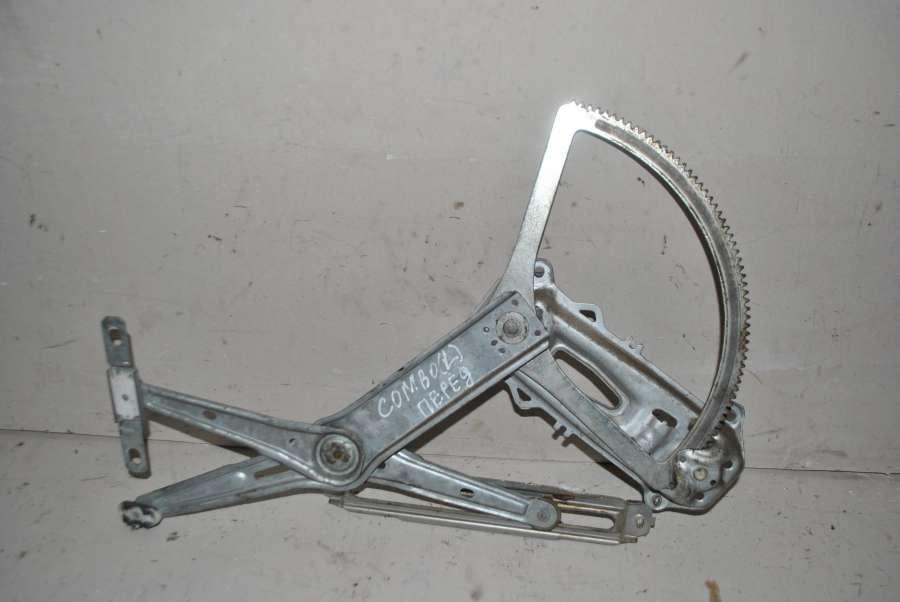 Стеклоподъемник Opel Combo левый механический