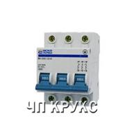Автоматический выключатель ВА-2001 3р 50А С (A0010010048)