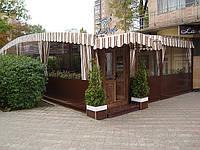 Утепление летних площадок ПВХ Киев