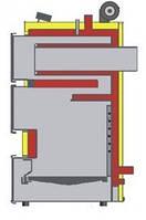 Твердотопливный котел TIS Plus 11