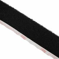 3M™ Scotchmate™ SJ-3571 - Самоклеящаяся застежка «петля», черная, 25 мм х 45,7 м