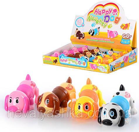 Заводная игрушка Игра Собачка Щенок заводна іграшка цуценя Собака 6614 009333
