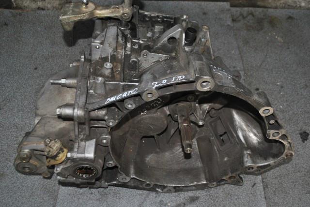 КПП Ducato / Boxer / Jumper 2.0 2000-2006 20MM01