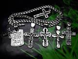 Кресты и ладанки