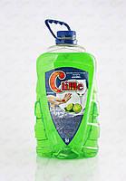 Копия Clime Засіб економ миючий для посуду 5л Лайм