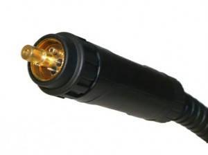 Сварочный горелка, рукав для полуавтомата BW-500A, 5-метровая, фото 2