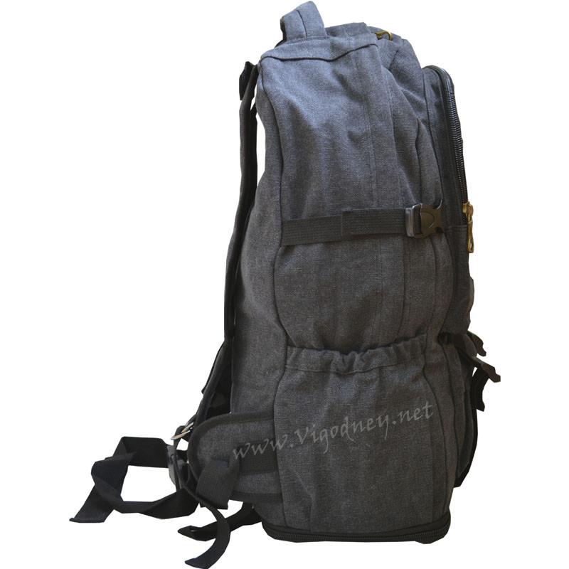 Рюкзак изменяемого объема Gorangd 45-55