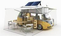 Автономная система энергоснабжения закусочной на колёсах