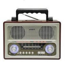 Радиоприемник Kemai MD-1800BT Bluetooth/MP3/USB/SD переносной бумбокс