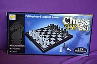 Шахматы 3 в 1 на магнитах