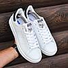 Мужские Кроссовки в стиле Adidas Stan Smith white, фото 3