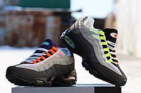 Кроссовки Nike Air Max 95 серые 1720