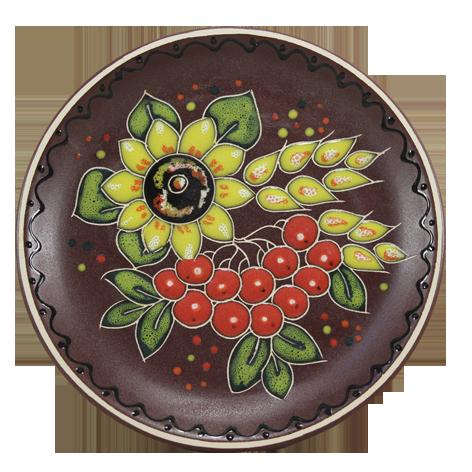 Тарелка (м) «Калина»