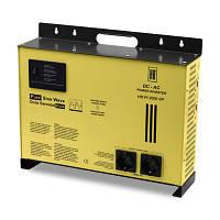 Преобразователь напряжения мощность 1000Вт HR-PI 1000SP 24В/220В инвертор с зарядкой