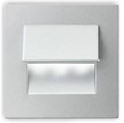 Подсветка LED декоративная LIVE, алюминий, холодный белый