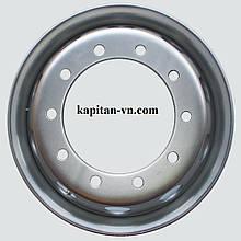Колесные диски R22.5 9.00 10x335, диски R22.5 на автобус Ман Даф Скания, диски на тягач Вольво