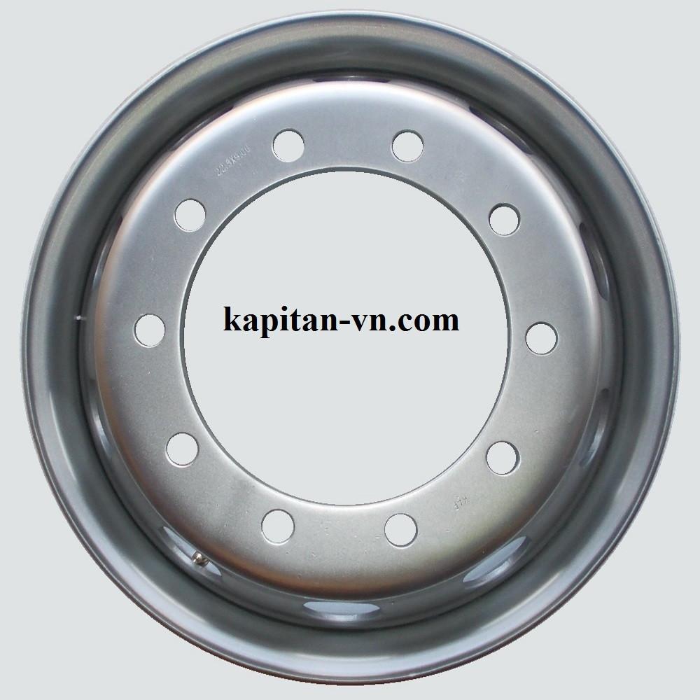 """Колесные диски R22.5 9.00 10x335, диски R22.5 на автобус Ман Даф Скания, диски на тягач Вольво - ЧП """"Капитан"""" - интернет-магазин шин и дисков в Виннице"""