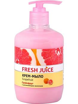 "Мило-гель грейпфрут ""Grepefruit juice""460 мл."