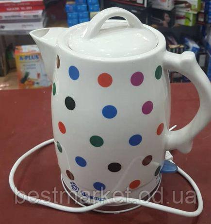 Керамический электро чайник Domotec MS 5060