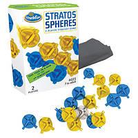 Настольная логическая игра - Стратосферы
