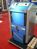 Пиролизный котел на твердом топливе ATMOS DC 15-100, фото 4
