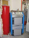 Пиролизный котел на твердом топливе ATMOS DC 15-100, фото 5