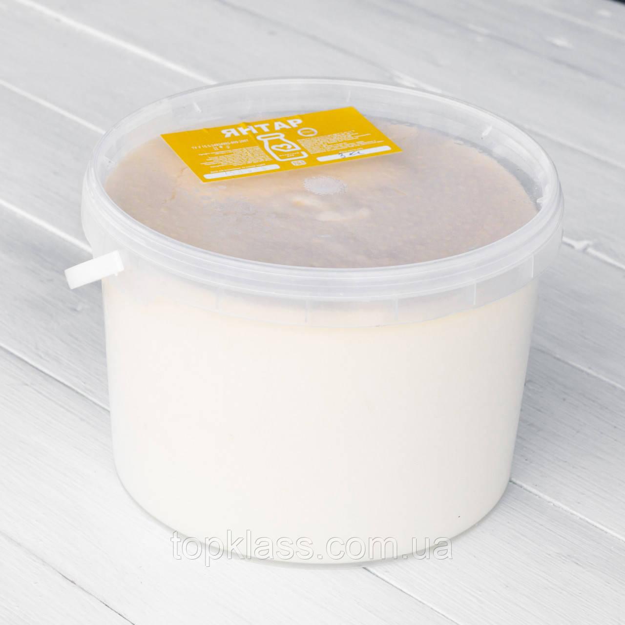 Сир плавлений Янтар ТМ Молочний дар, Україна, 3 кг