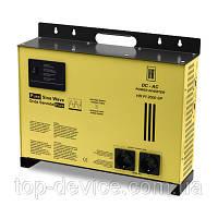Преобразователь напряжения мощность 1000Вт HR-PI 1000SP 12В/220В инвертор с зарядкой