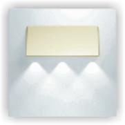 Подсветка LED декоративная GAMA, бронза, теплый белый