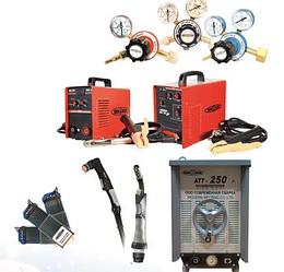 Сварочные аппараты и оборудование