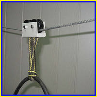 Кабельные тележки для гибкого токоподвода