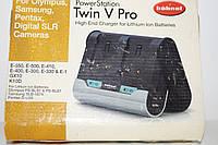 Зарядная станция Hahnel Twin V Pro for Olympus, Samsung, Pentax