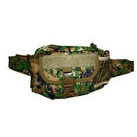 Удобная тактическая сумка на пояс N02220 Pixel Green Высокое качество Купить в розницу Практичная Код: КДН3784