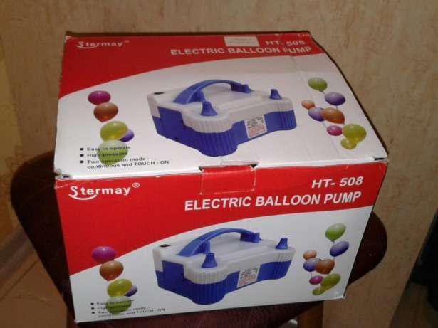 Компрессор для воздушных шаров насос HT-508
