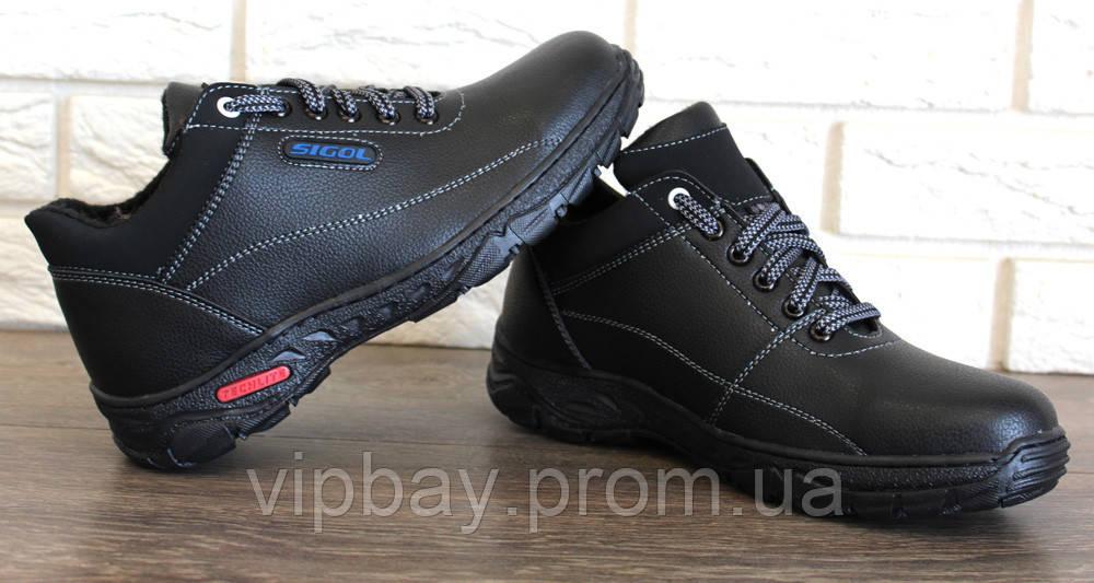 927f7aa273bf13 ... Черевики чоловічі черевики на хутрі Львівська фабрика (СГБ-10ч) 5 ...