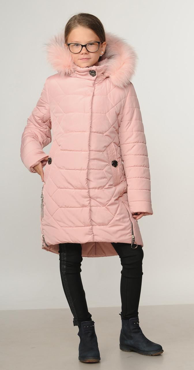 Детское зимние пальто для девочки от производителя 32-40 - Ukraine-fashion  Модно не b66b553392ecc