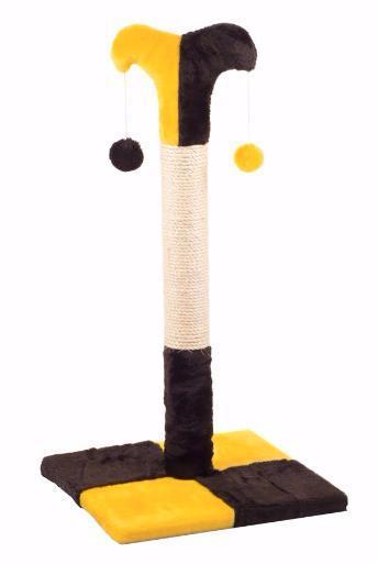 Дряпка Д02 Клоун столбик