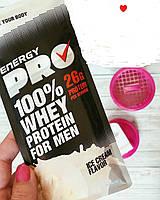 Сироватковий протеїн Energy Pro пломбір для чоловіків поштучно (енержи про протеїн)