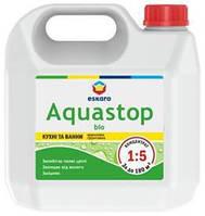 Eskaro Aquastop Bio Антиплесневая укрепляющая водно-дисперсионная грунтовка-концентрат 3 л