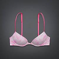 Розовый бюстгальтер Gilly Hicks c push-up